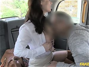 fake taxi super-fucking-hot minx comes back for harsh ass fucking
