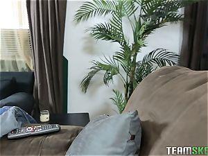 Piper Perri seduces her mates brutha