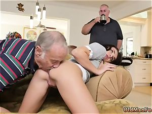 aged colleague s sista pound with crony s brother and doll gets screwed by young damsel