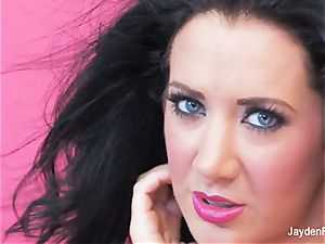 supah jaw-dropping Jayden Jaymes teases and jerks