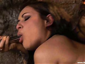 Alluring Charley pursue gets fucktoy nailed by Lisa Ann