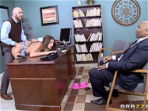 delightful August Ames gets screwed by the dean