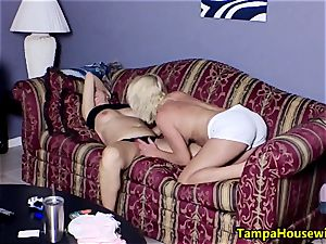Ms Paris Rose in 2 crazy girls with playthings