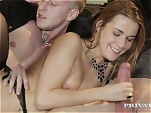 Alexis Crystal Loses Her ass fucking purity in an lovemaking