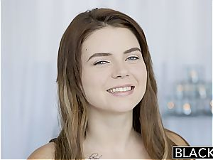 BLACKED Model Marina Visconti luvs buttfuck with big black cock