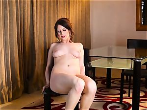 Delilah Blue frigging her humid ultra-kinky pussyhole
