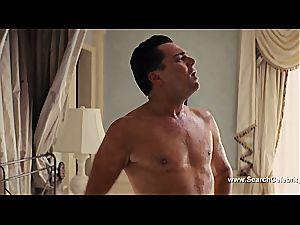 Margot Robbie nude in The teddy of Wall Street