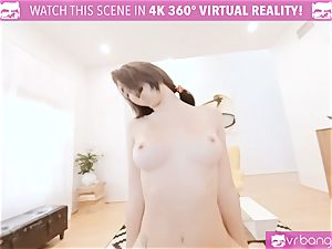 VR pornography - JOSELINE KELLY MY SISTERS steamy mate tear up