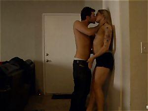 Dahlia's home movie romp gauze with James Deen