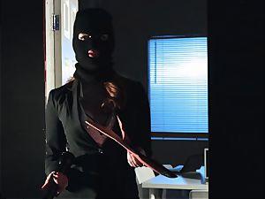 Zara DuRose caught redhanded