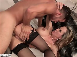 Brandi love - son of a tramp! tear up my molten humid vag now!