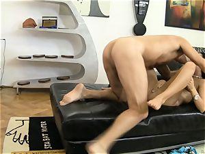 Rocco Siffredi boner pounding Bettina DiCapri