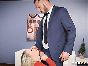 Festive pounding with Mia Malkova