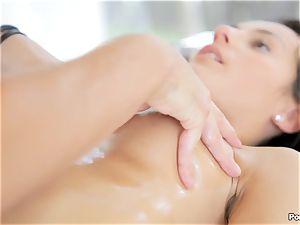 sensuous massage and boning with Lexi Dona