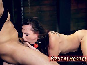 brazilian slave and winter restrain bondage hottest buddies Aidra Fox and Kharlie Stone are vacationing