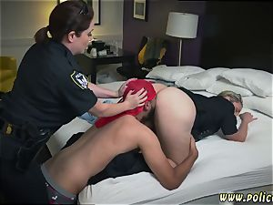 sexy all-natural cougar hard-core Noise Complaints make filthy tramp cops like me raw for enormous