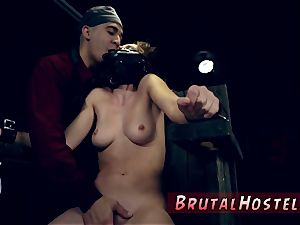 sub guzzles cum and soles under desk firm udders and big arses Bruno the innkeeper